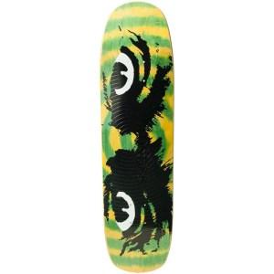 Tabla Madness 8.375″ Dead Stare Green Swirl