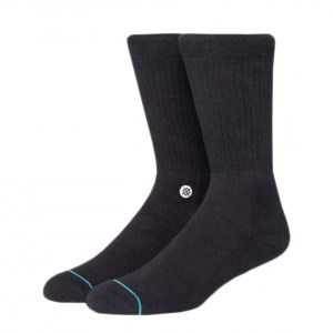 Calcetines Stance Icon Black Classic