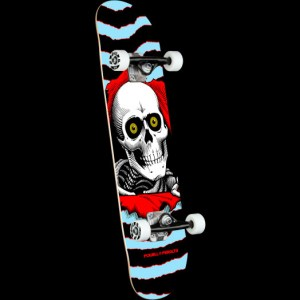 Monopatin Completo Powell Peralta 8″ Ripper One Off Blue