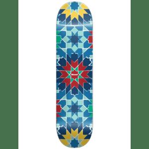 Tabla Almost 7.75″ Tile Pattern Blue