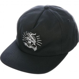 Gorra Santa Cruz Snake Bite Black