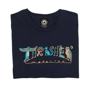 Camiseta Thrasher Hieroglyphic Navy