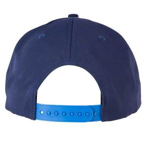 Gorra Independent Chain Cross Snapback Navy