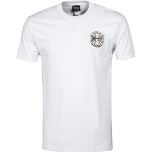 Camiseta Independent Converge White