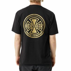 Camiseta Independent Bauhaus Gold