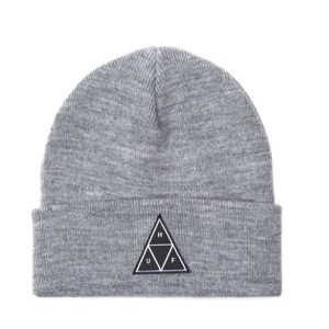 Gorro Huf Essentials TT Cuff Grey Heather