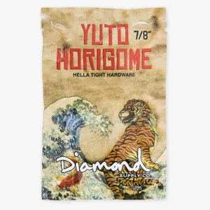 Tornillos Diamond Yuto Horigome Pro Allen 7/8″