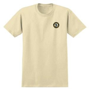 Camiseta Antihero Pigeon Round Cream