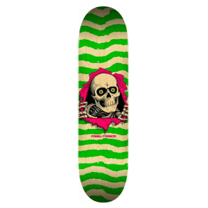 Tabla Powell Peralta 9″ Ripper Natural Green