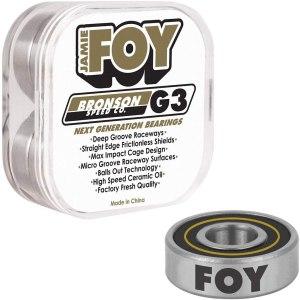 Rodamientos Bronson G3 Foy