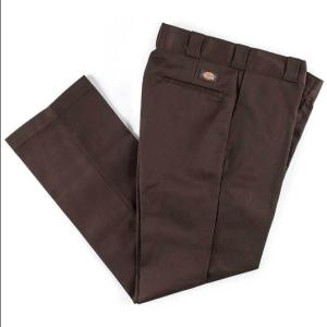 Pantalón Dickies 874 Original Fit Dark Brown