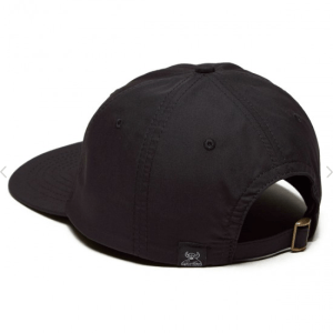 Gorra Toy Machine Monster Unstructured Black