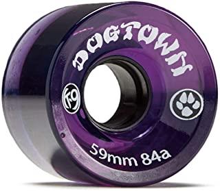 Ruedas Dogtown 59mm K9 Mini Cruisers 84A Purple