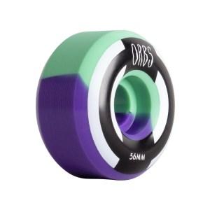 Ruedas Orbs 56mm Apparitions Mint/Lavender 99A