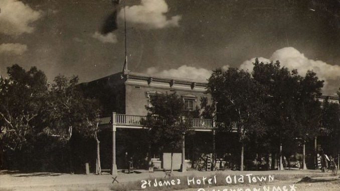 The Terrifying History Behind New Mexicos Most Haunted Hotel The
