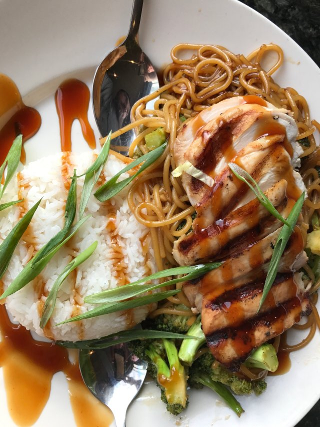 The Stik Hot Wok at Stikine Inn Restaurant