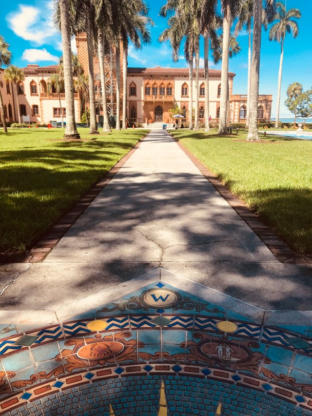 The Ringling Museum Sarasota Florida