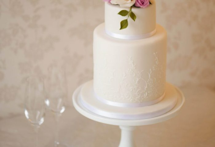 Luxury Celebration And Wedding Cakes By The Rose Cake Parlour
