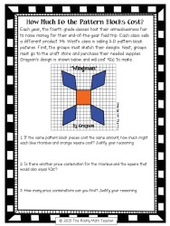 Pattern Block Pictures 2