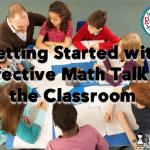 Math Talk Title