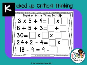 "Read about ""Kicked-up Critical Thinking"" here!"