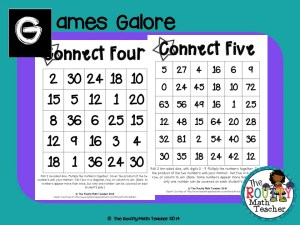 "Read about ""Games Galore"" here!"