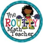 routty math teacher button