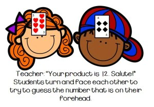 Thursday Tool School: Math Fact Games