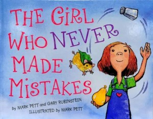 Math Picture Books to Love: The Girl Who Never Made Mistakes