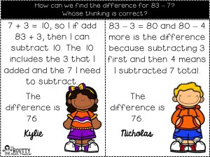 Transformation Tuesday: Teaching with the Mathematical Practice Standards- MP 3