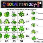 Solve It! Friday- Task #60