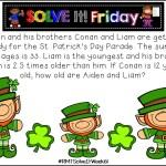 Solve It! Friday- Task #61