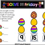 Solve It! Friday- Task #62