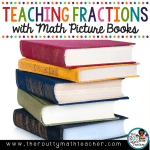 Teaching Fractions with Math Picture Books