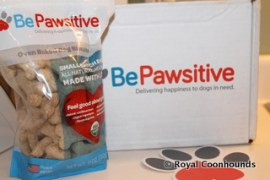 Be Pawsitive Treats