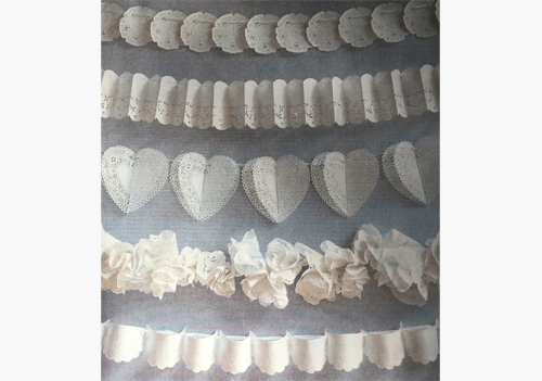 theroyalstore lace garlands