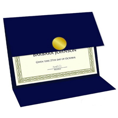 Certificate Jackets Covers for Certificates Diplomas and Photos