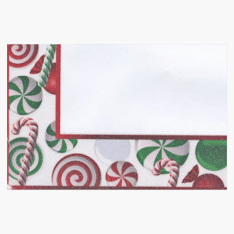 Candy Cane Letterhead 2 Geographics 48512