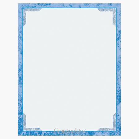"Allegro Business Letterhead, 8.5""x11"" Print on Demand"