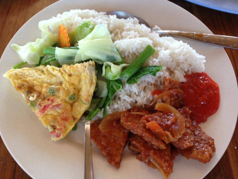 Indonesian Food - Rice is our main dish