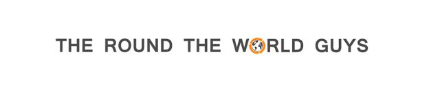 Round The World Guys Logo