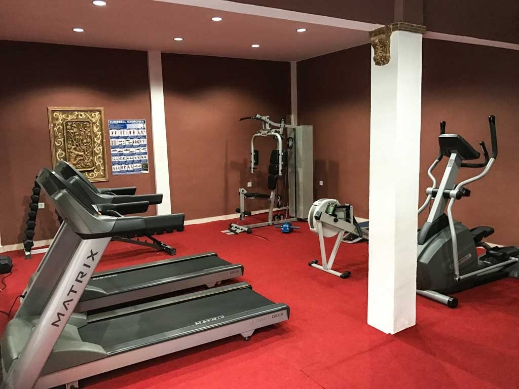 Dili hotel - D'City hotel Gym