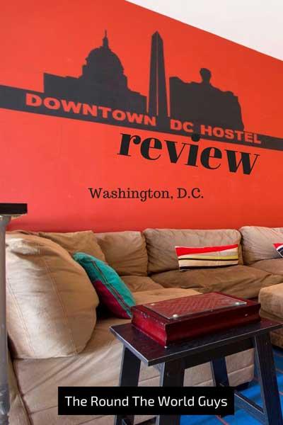 Downtown DC Hostel