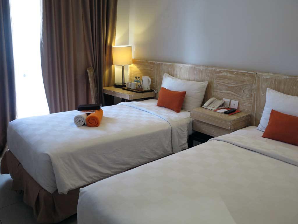 Edelweiss Boutique Hotel Kuta - room