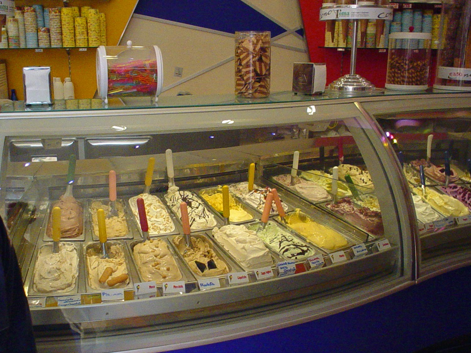 best kept secrets of Rome - Gelato