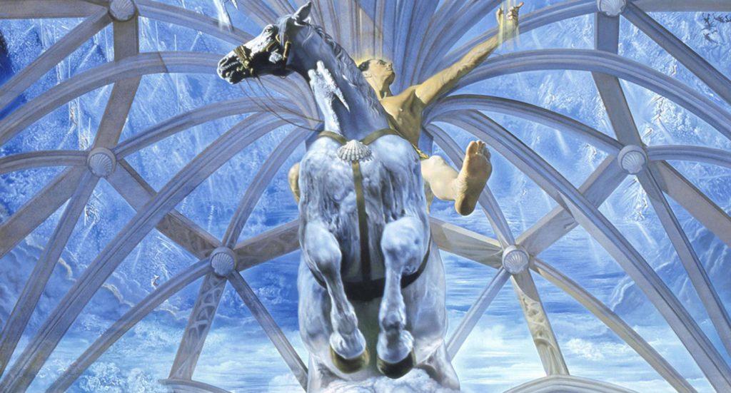 Santiago El Grande by Salvador Dali - things to do in fredericton