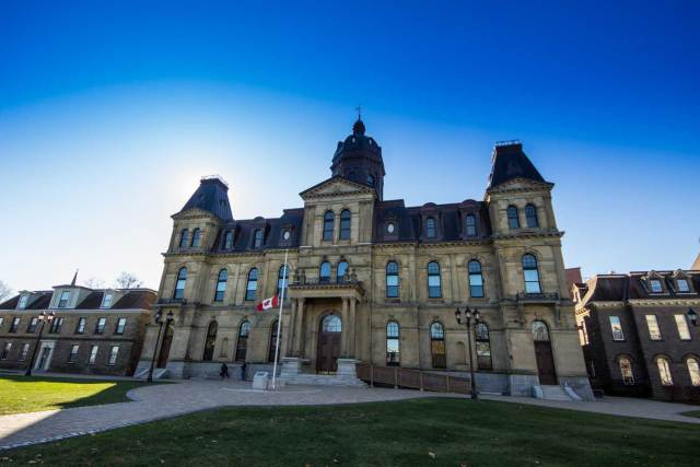 Things to do in Fredericton: New Brunswick Legislative Assembly in Fredericton