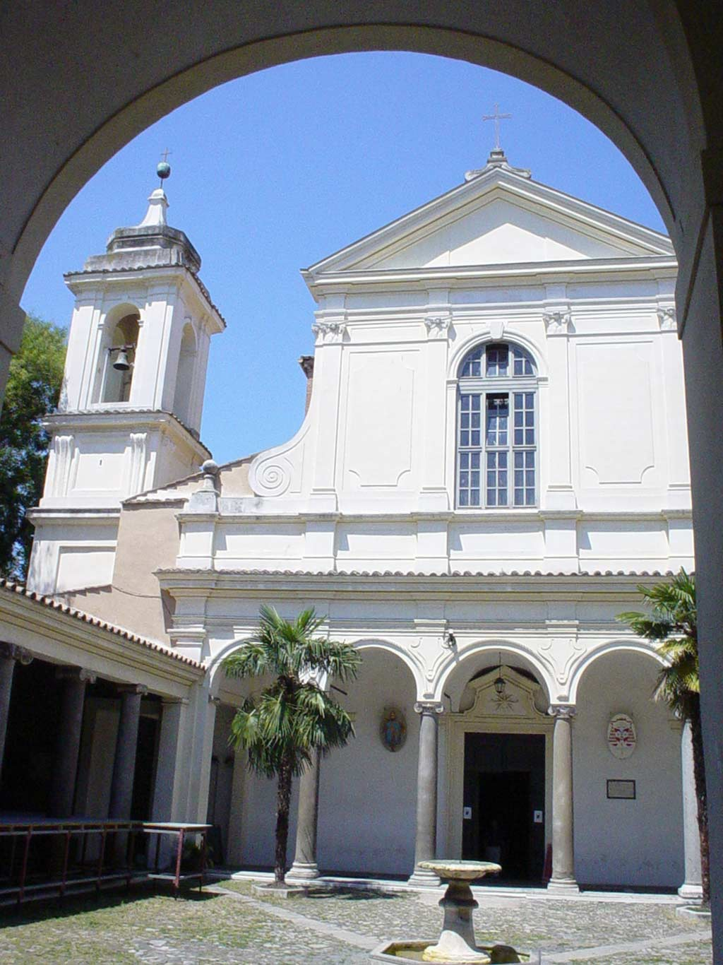 roman churches san clemente