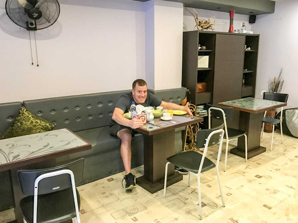 LVIS Boutique Hotel Breakfast