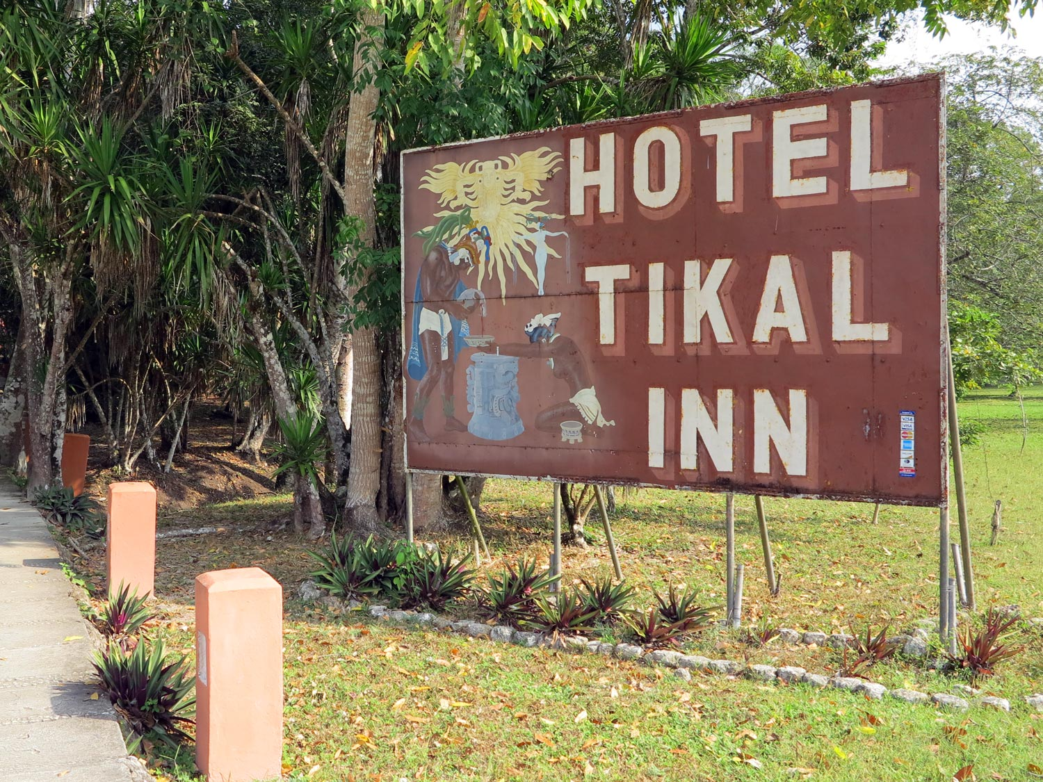 Tikal National Park Accommodations - Hotel Tikal Inn